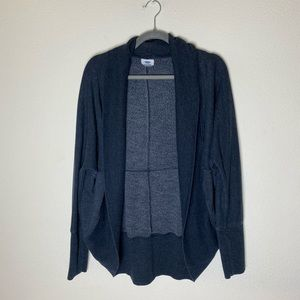 Old Navy gray cocoon cardigan size xl